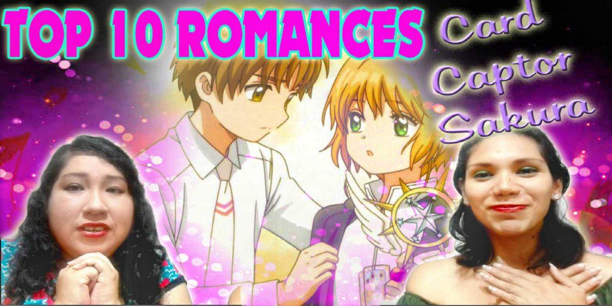 Los Top 10 romances en Card Captor Sakura