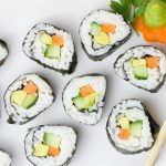 5 beneficios de comer Sushi