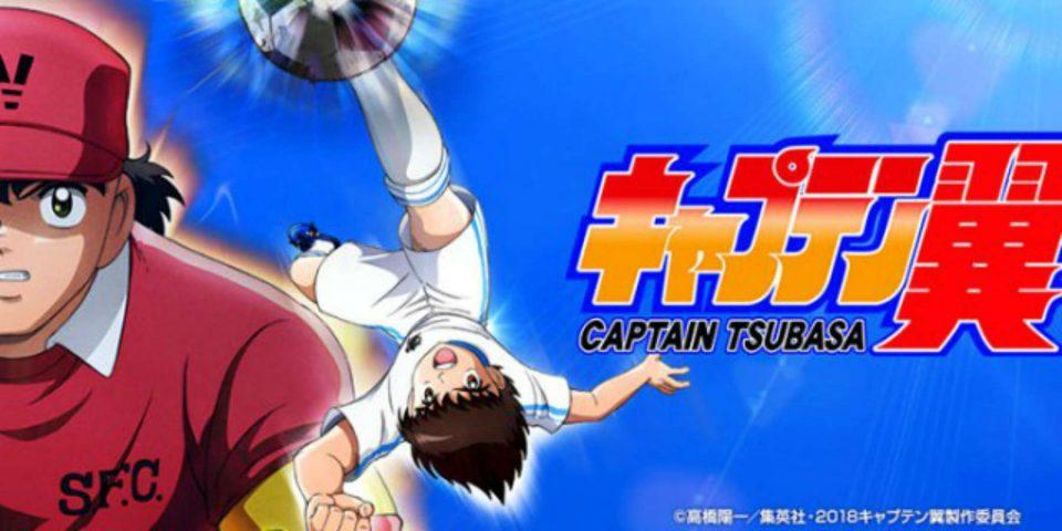 Revelan título del opening del nuevo anime de Captain Tsubasa