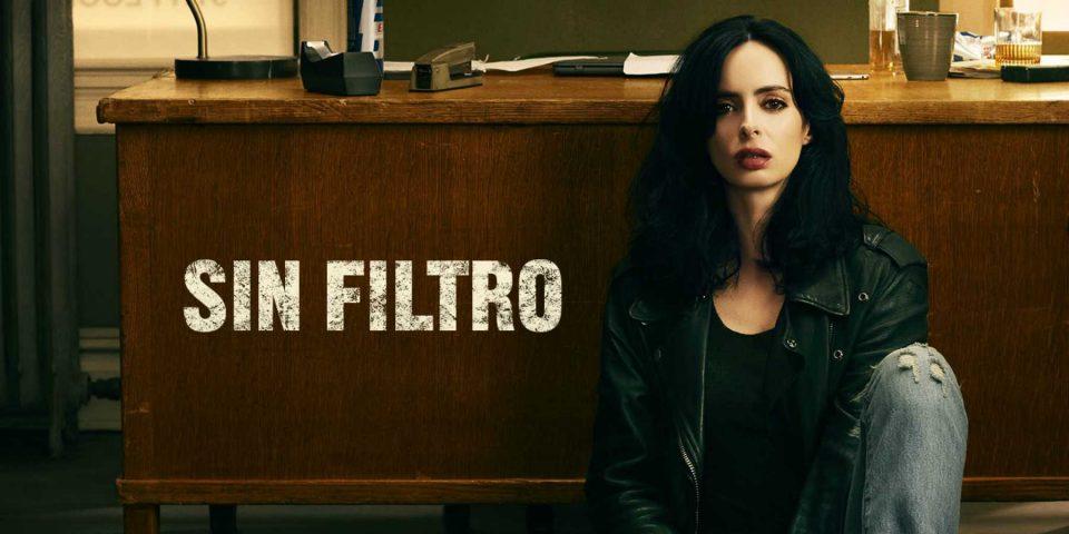 Netflix estrena tráiler de la Segunda Temporada de Jessica Jones