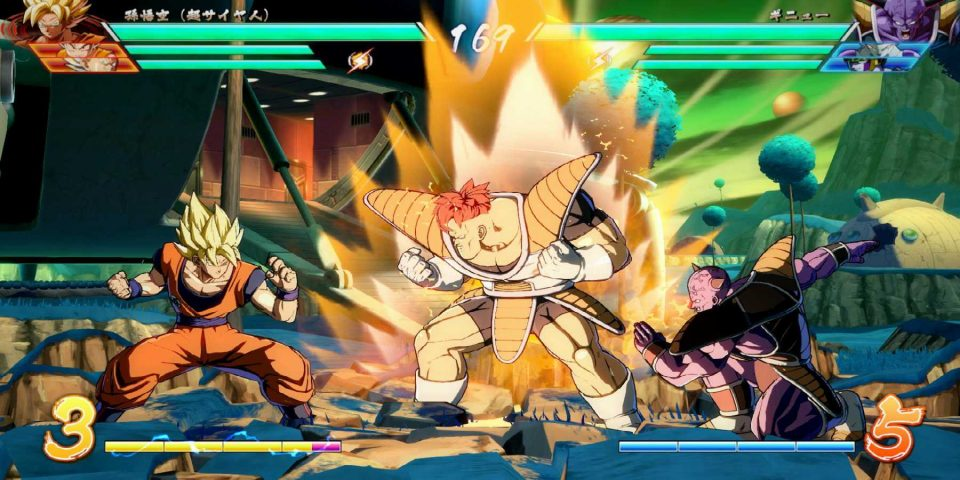 Dragon Ball FighterZ supera las dos millones de copias