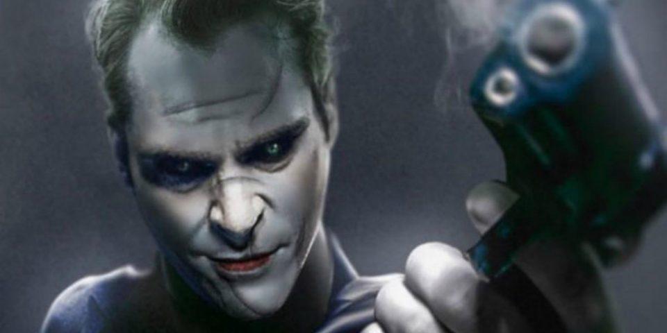 Joaquin Phoenix sería el Joker en la nueva película de Dc Comics