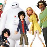 Disney presentó un avance del doblaje de la nueva serie de Big Hero 6
