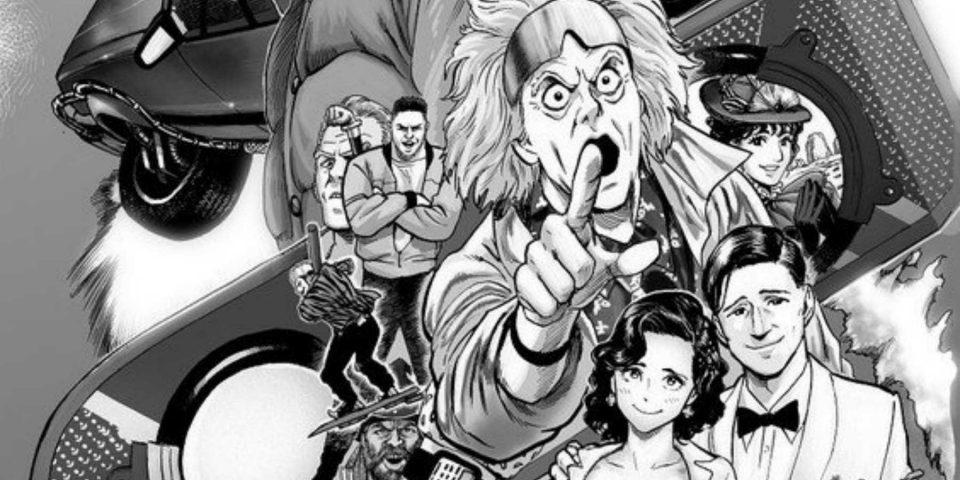 Volver al Futuro contará con adaptación al manga creada por el ilustrador de One Punch Man