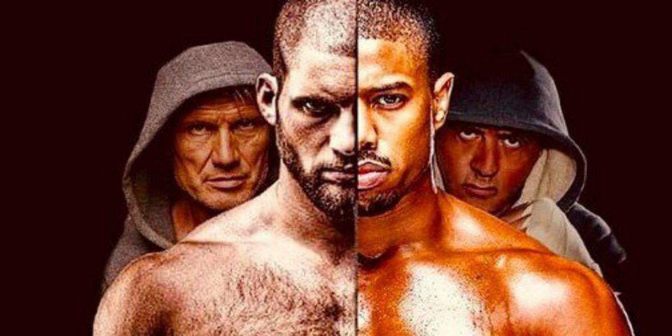 Mira el primer póster de Creed 2 con Ivan Drago y Rocky Balboa
