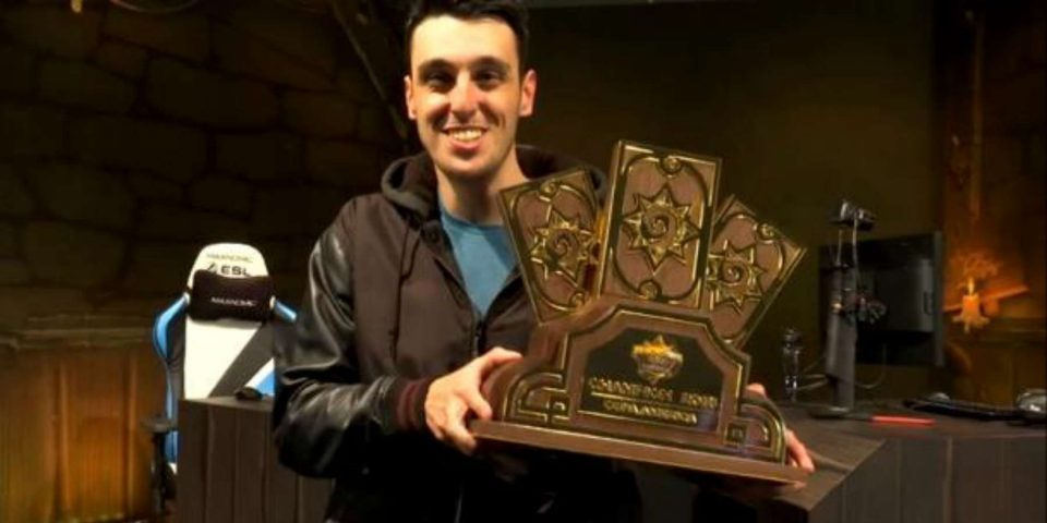 Jugador brasileño se coronó como campeón de la Copa América de Hearthstone