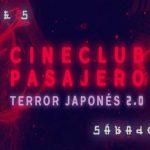 Cine Club Pasajero presenta Terror Japonés 2.0 en AKA POP