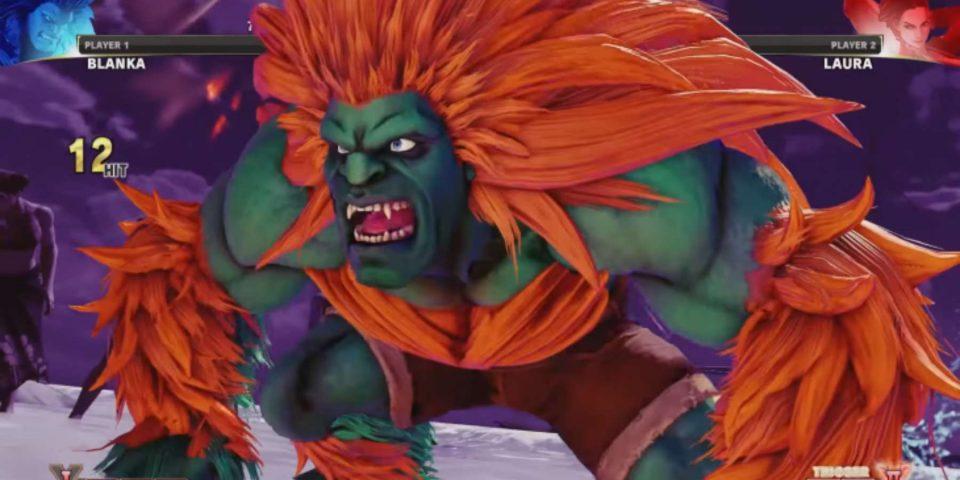 Street Fighter V: Arcade Edition presenta nuevo tráiler de Blanka