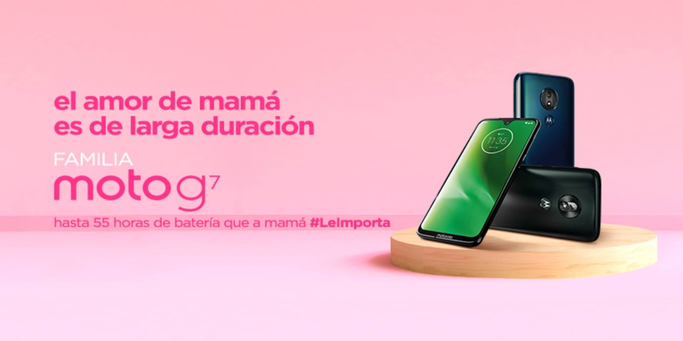 8fc47d54ff3 Mamá conectada gracias a Claro y Motorola | Día de la Madre