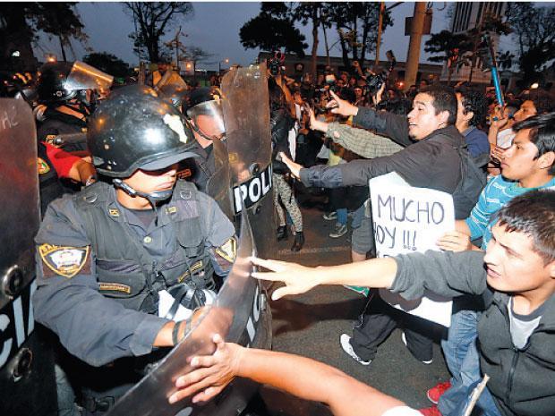 Ley Pulpin: Hoy nueva marcha de protesta en las calles de Lima