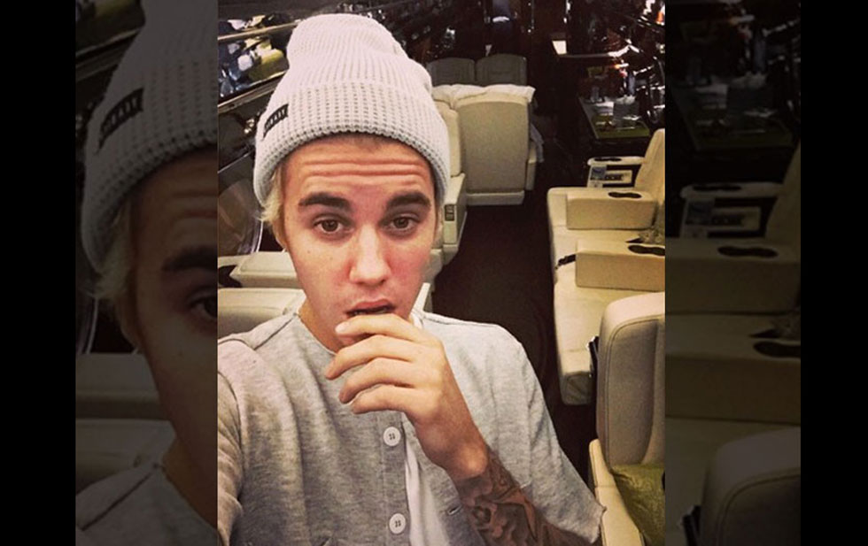 Justin Bieber se autorregala jet privado por Navidad