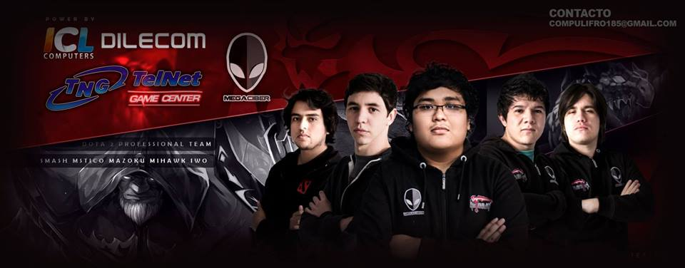 Dota 2: Not Today es eliminado del The Summit 2